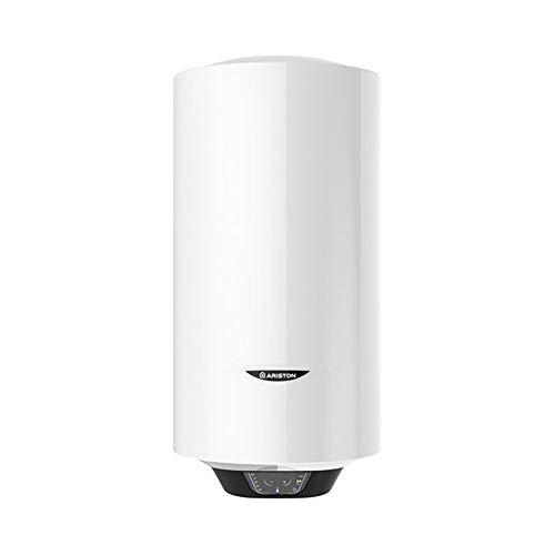 Ariston Termo Eléctrico PRO1 ECO 30 V SLIM 1.8 K PL EU, 30 litros, 230 V, blanco, Fabricado para ser instalado en España