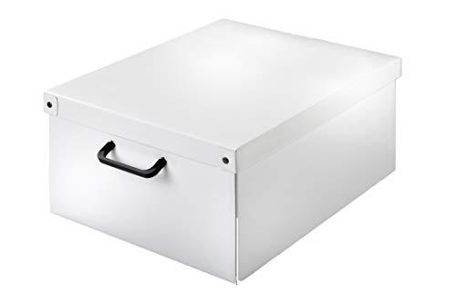 Kanguru Caja en Carton, Blanco, Grande