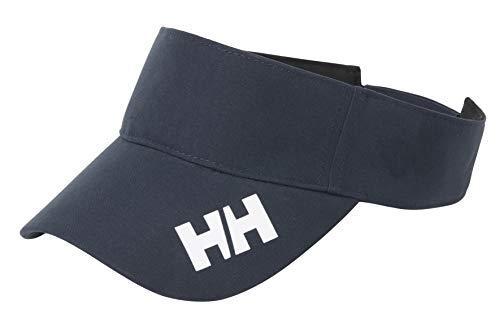 Helly Hansen Logo Visera, Unisex Adulto, Azul Marino, STD