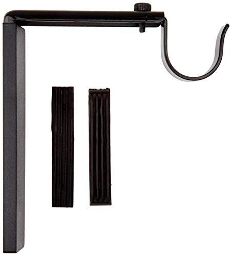 Ikea IKE-602.172.28 BETYDLIG - Soporte de pared y techo para pared, color negro