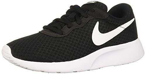 Nike Tanjun, Zapatillas de Running para Mujer, Negro (Black/White 011), 36 EU