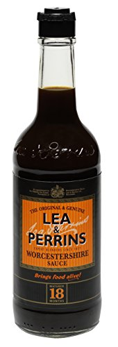Lea and Perrins Salsa Worcestershire, 150ml