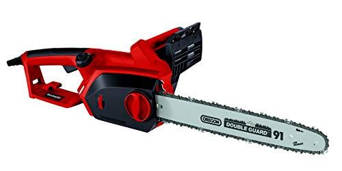 Einhell GH-EC 1835 -Motosierra eléctrica (1800W, longitud de corte: 325 mm, velocidad de corte: 13.5m/s, 7800rpm, espada y cadena de calidad OREGON) (ref. 4501710)
