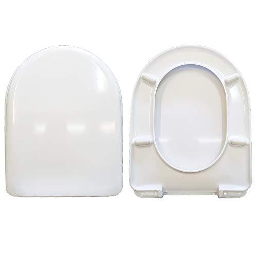 Tapa de inodoro Style Bellavista termoestable envolvente compatible