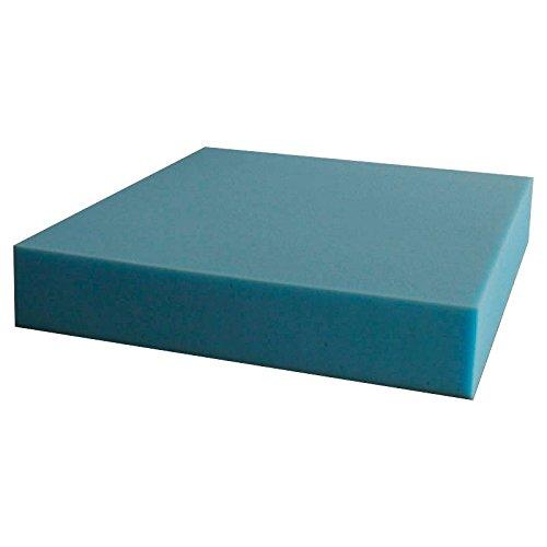 Pieza de Espuma a Medida 60 x 120 x 10 cm - Densidad 25 kg/m3 Extrafirme, para Otras Medidas consúltenos