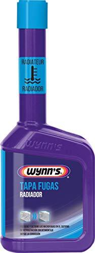 Wynn's W55866 Tapa Fugas Radiador, Sistema de Refrigeración, Grietas, Coche, Fabricado en Bélgica, Aditivo, 325ml