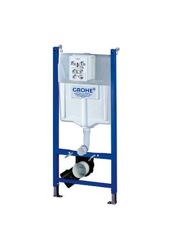 Grohe - Cisterna empotrada para WC (6 - 9 l, 1,13 m) (Ref. 38971000)