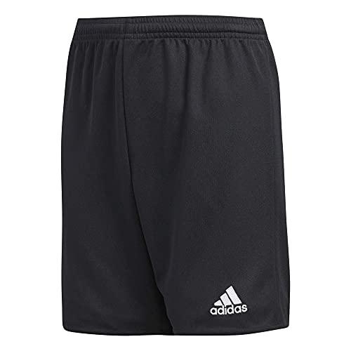 adidas Parma 16 SHO Y Shorts, Boys, Black/White, 1112