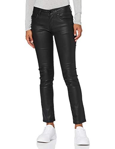 Pepe Jeans New Brooke W Jeans Vaqueros, Azul (Denim Xb00), 34W / 34L para Mujer