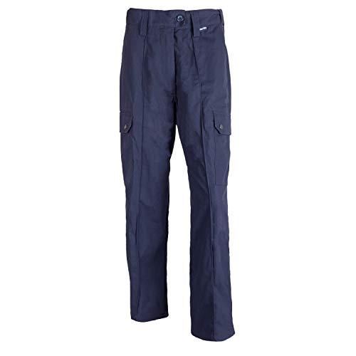 Livergy Casual - Pantalón corto - para hombre Grau (1)