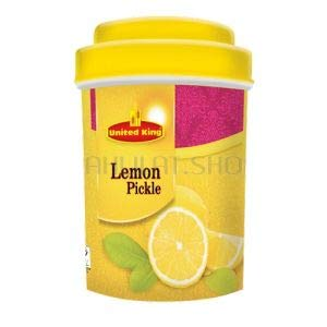 Soghat . Lime Pickle - Encurtido de Limón - Producto de Pakistan - 1 Kilogramo