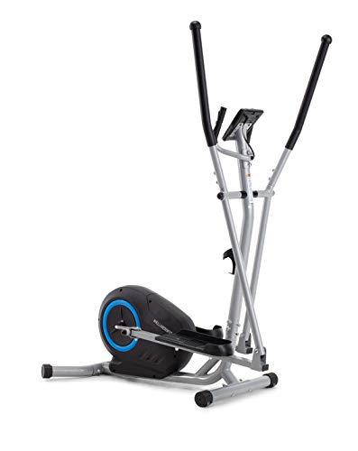 CADENCE Unisex - Bicicleta elíptica WELLNESSFIT E, negro y azul