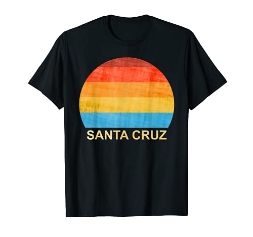 Santa Cruz Años 70 Años 80 Años 90 Camiseta