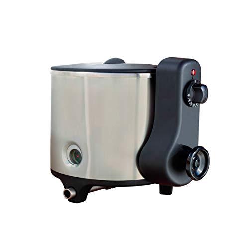 MOVILFRIT 117.054 Lux 5 - Freidora con sistema de aceite-agua, 25.8 x 25.5 x 31 cm, 2000 W