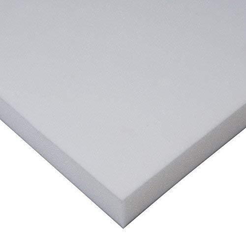 Plancha de Viscoelástica para Topper Cubrecolchon Sin Funda (Grosor 4 CM) (135x190x4)