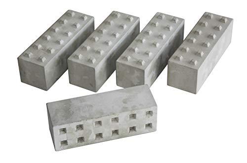 HELI-Taschen Bloques de hormigón (6 unidades)