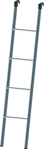 RETI GRITTI Escalera para cama – para colgar a 136,5 cm desde el suelo