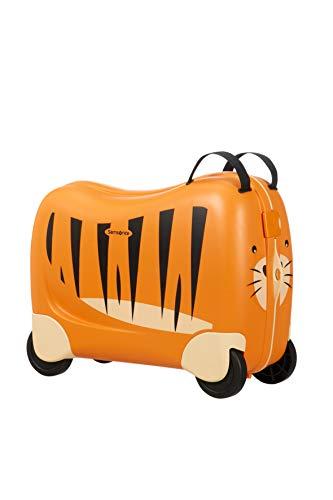 Samsonite Dream Rider - Maleta Infantil, 51 cm, 28 L, Naranja (Tiger Toby)