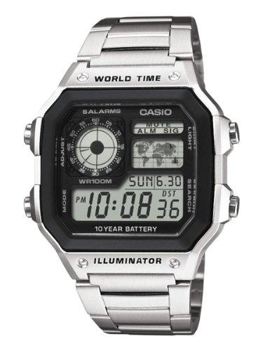 Casio Reloj de Pulsera AE-1200WHD-1AVEF