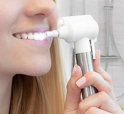 InnovaGoods - Blanqueador y Pulidor Dental, Paquete de 3 unidades