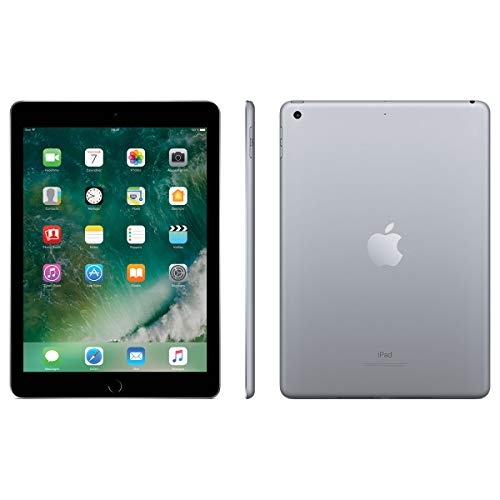 Apple iPad 9.7 (5.ª Generación) 128GB Wi-Fi - Gris Espacial (Reacondicionado)