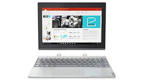 Lenovo - miix 320 Intel Atom x5-z8350/4gb/128gb/10.1 w10 Pro Tã¡Ctil