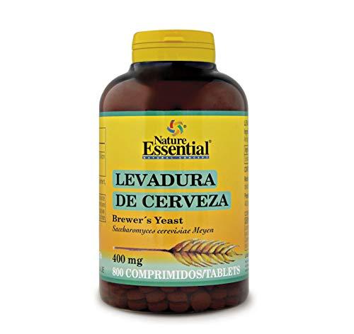 Nature Essential Levadura de Cerveza - 800 Tabletas