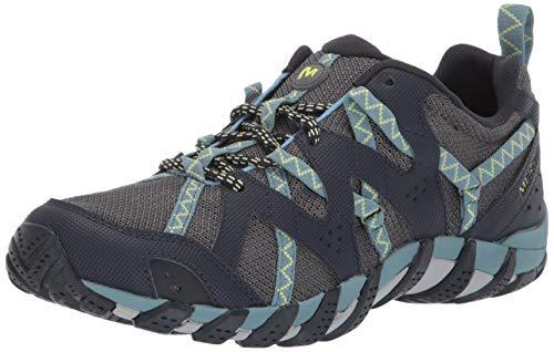 Merrell Waterpro Maipo 2, Zapatillas Impermeables Mujer, Azul (Navy/Smoke), 38 EU