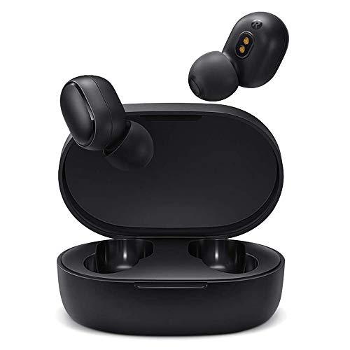 Xiaomi Mi True Wireless Earbuds Basic 2, Auriculares Inalámbricos Bluetooth 5.0 Anti-Sudor IPX4 True Stereo Auriculares Bluetooth con Micrófono