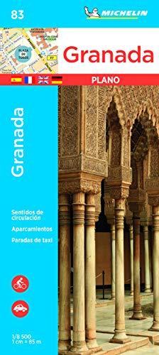 Plano Granada: City Plans (Planos Michelin)