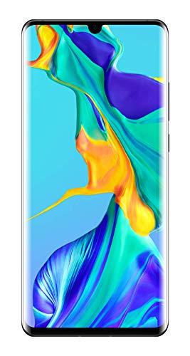 Huawei P30 Pro 16,4 cm (6.47') 8 GB 128 GB Ranura híbrida Dual SIM 4G Negro 4200 mAh - Smartphone (16,4 cm (6.47'), 8 GB, 128 GB, 40 MP, Android 9.0, Negro)