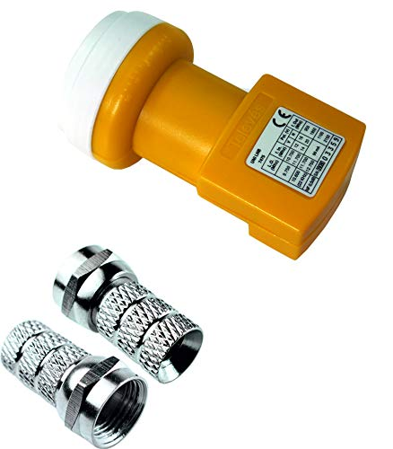 TELEVES Kit LNB 7475 + Conectores F