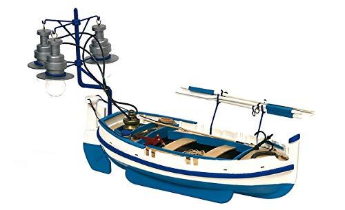 OcCre Calella Bot de Llum 1:15 tasa de la construcción naval