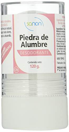 SANON - SANON Desodorante Piedra de Alumbre 120 g