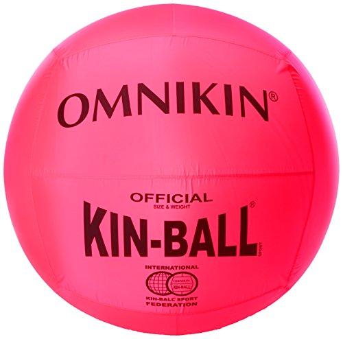 Omnikin balón de Kin-Ball Rosa Rosa