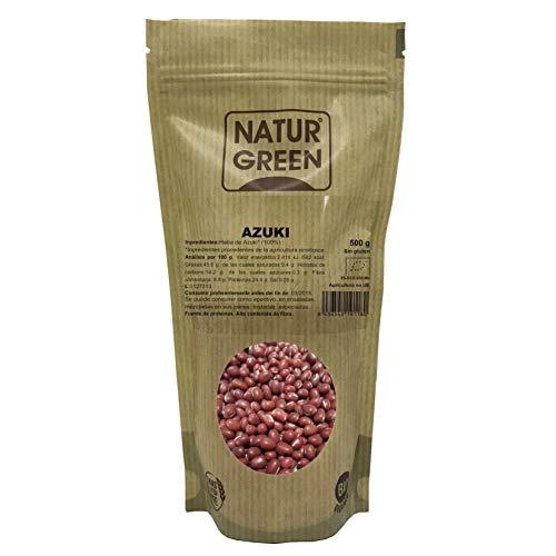 Naturgreen Judía Azuki Bio, 500 G