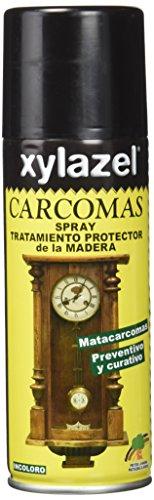 Xylazel 1010122 Tratamiento Carcomas Spray, 200 ml (Paquete de 1)