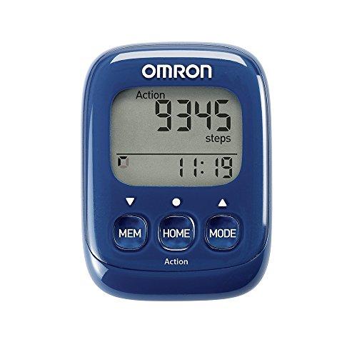 OMRON Walking Style IV Podómetro, Azul