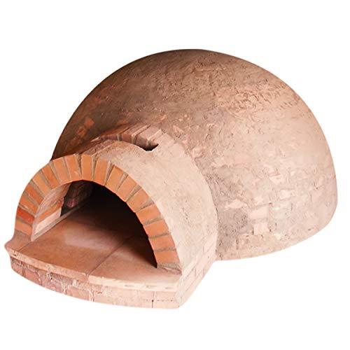 CUSIMANO Horno de leña para pizza y pan 120 cm