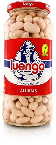 Luengo Alubia Blanca Cocida, 570g