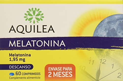 Aquilea Melatonina Complemento Alimenticio - 60 Comprimidos