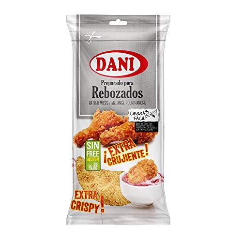 Dani - Preparado para Rebozados SIN GLUTEN 480 gr