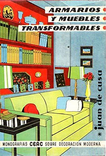 Armarios y muebles transformables