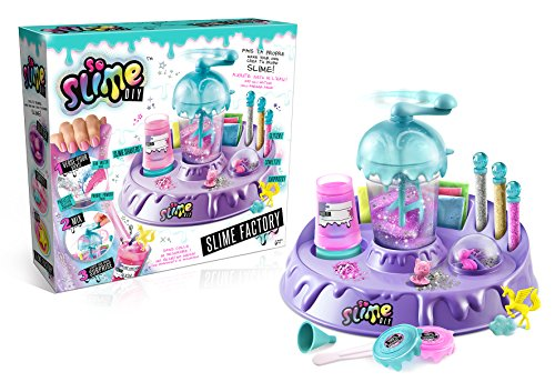 Canal Toys SSC 002 Slime Factory - Juego creativo, color morado, 34 x 31 x 8 cm , color/modelo surtido