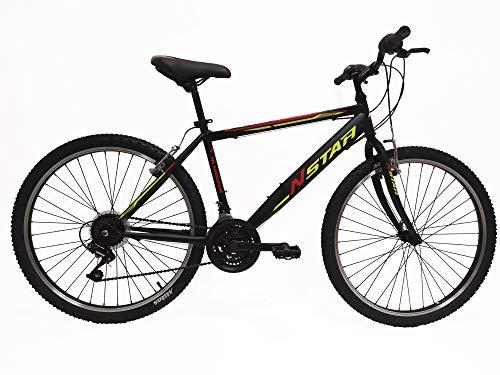 New Star 80AR002 - Bicicleta BTT 26' para Hombre