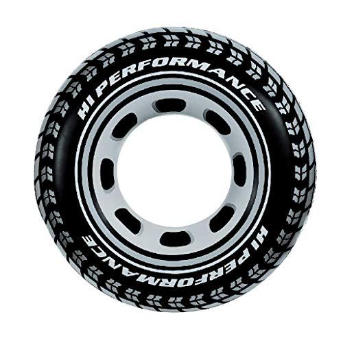 Intex 59252NP - Rueda hinchable neumático diámetro 91 cm
