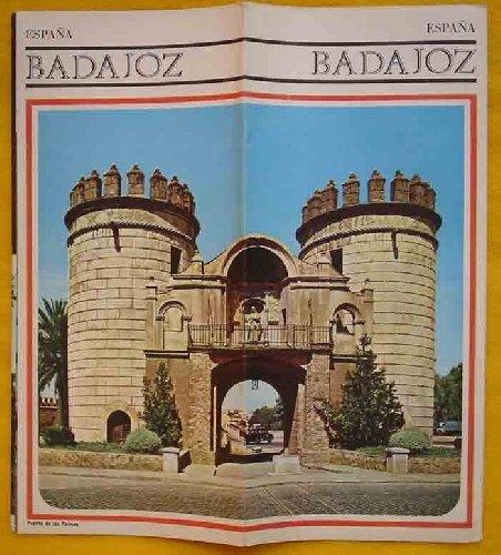 FOLLETO TURÍSTICO : BADAJOZ (Tourist brochure)