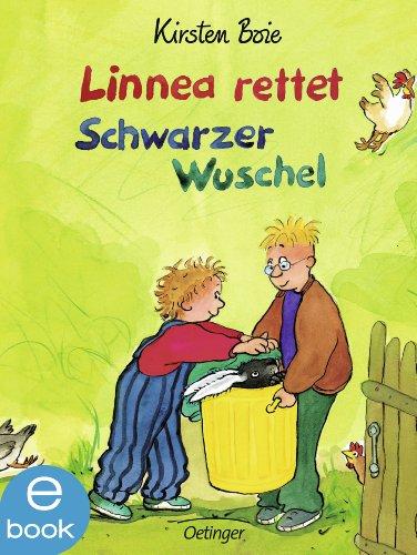Linnea rettet schwarzer Wuschel (German Edition)