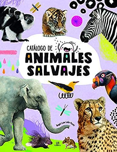 Catálogo De... Animales Salvajes: 2