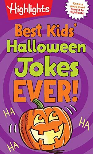 Best Kids' Halloween Jokes Ever! (Best Kids' (catalogue only))